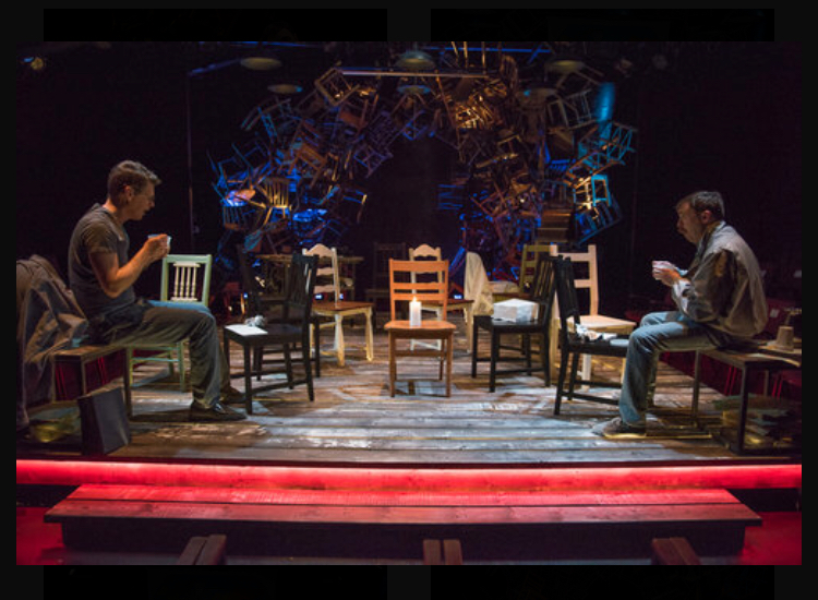 Lonely Planet - 2018  New Repertory Theatre - Watertown, MA