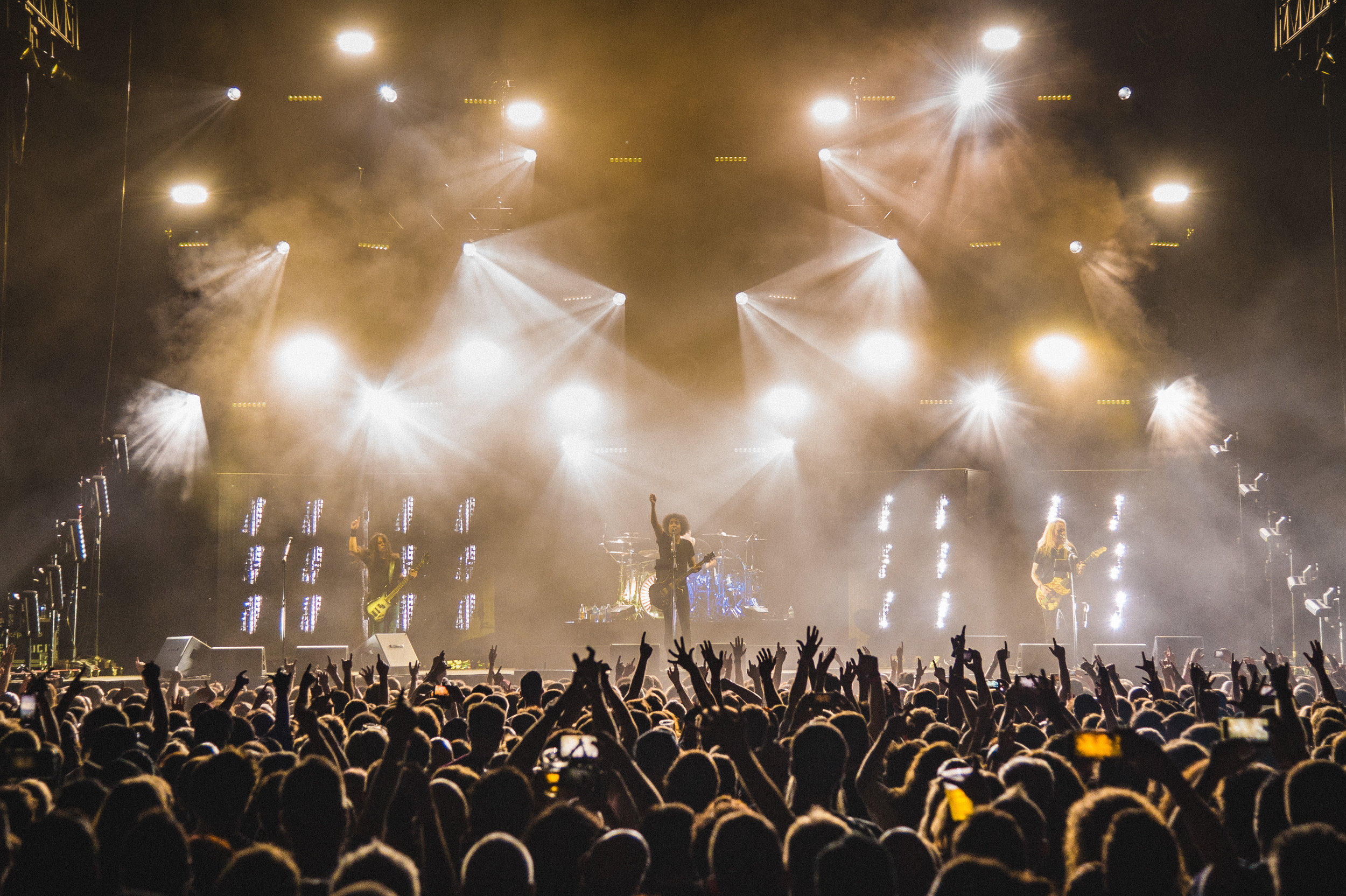 Alice in Chains  Rainier Fog Tour - Wembley Arena - London  2019