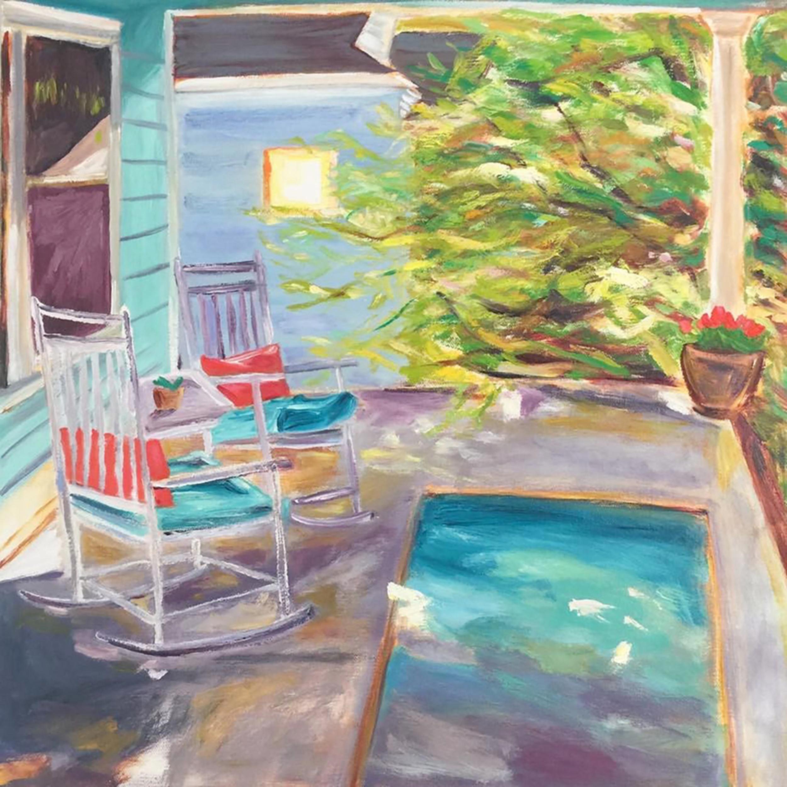 Porch Time