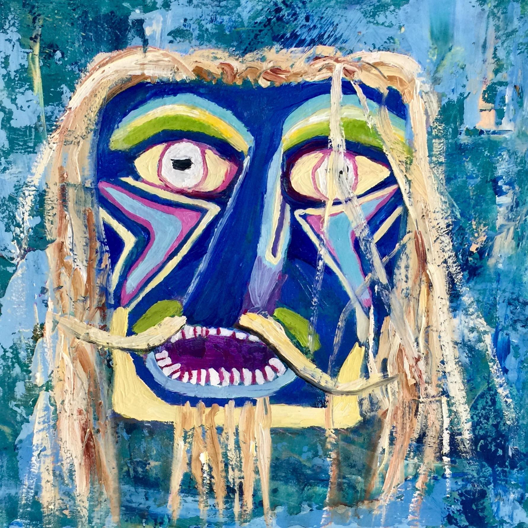 Oaxacan Mask