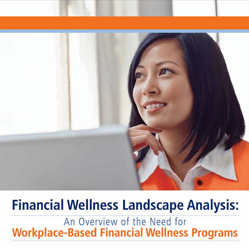Financial Wellness Landscape Analysis