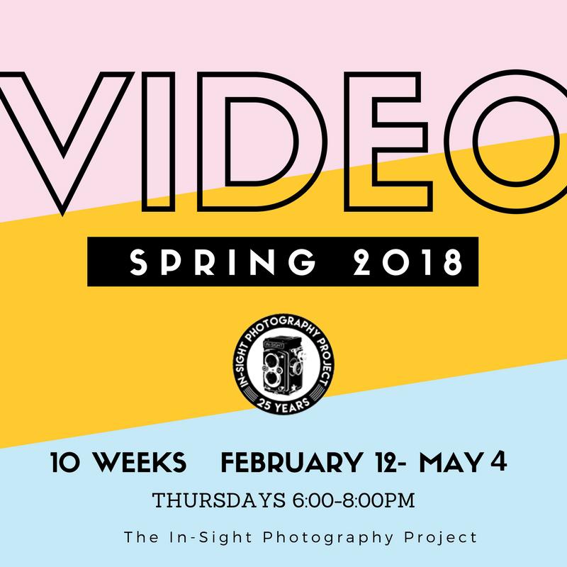 Video! Video! Video!  Thursdays 6-8pm