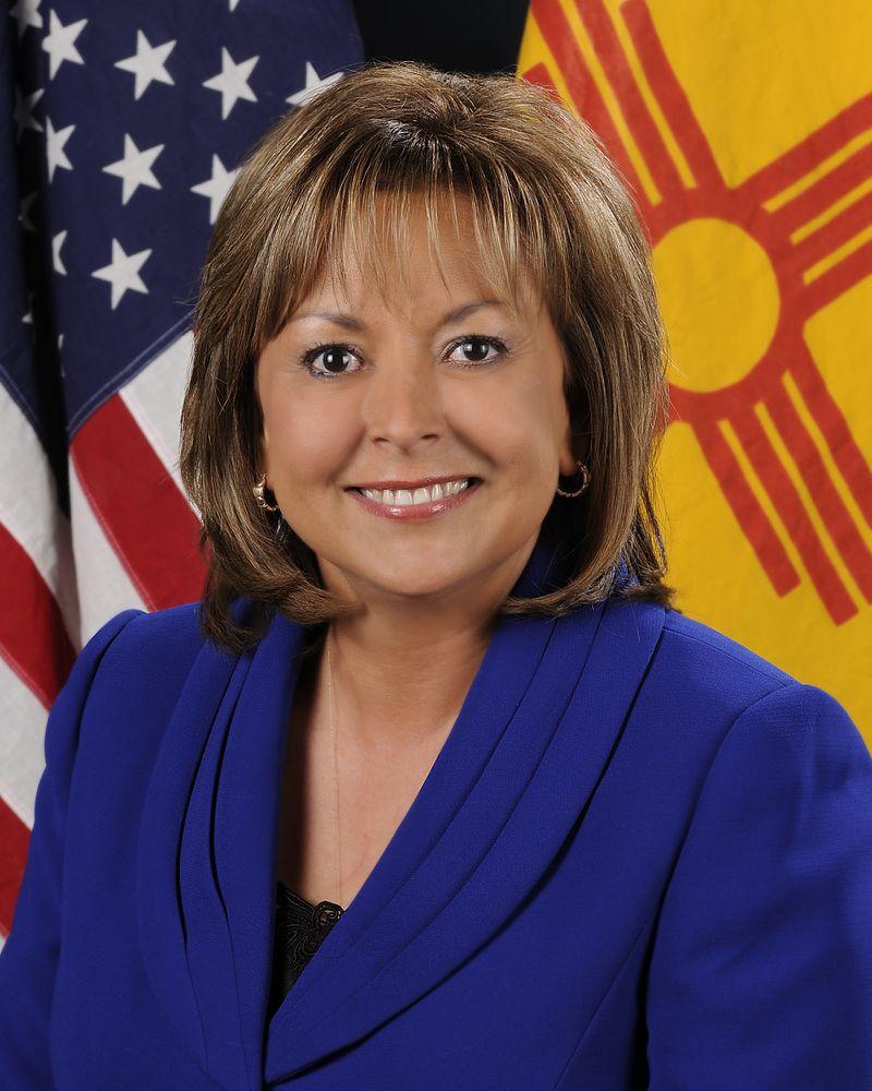 Governor of New Mexico Susana Martinez