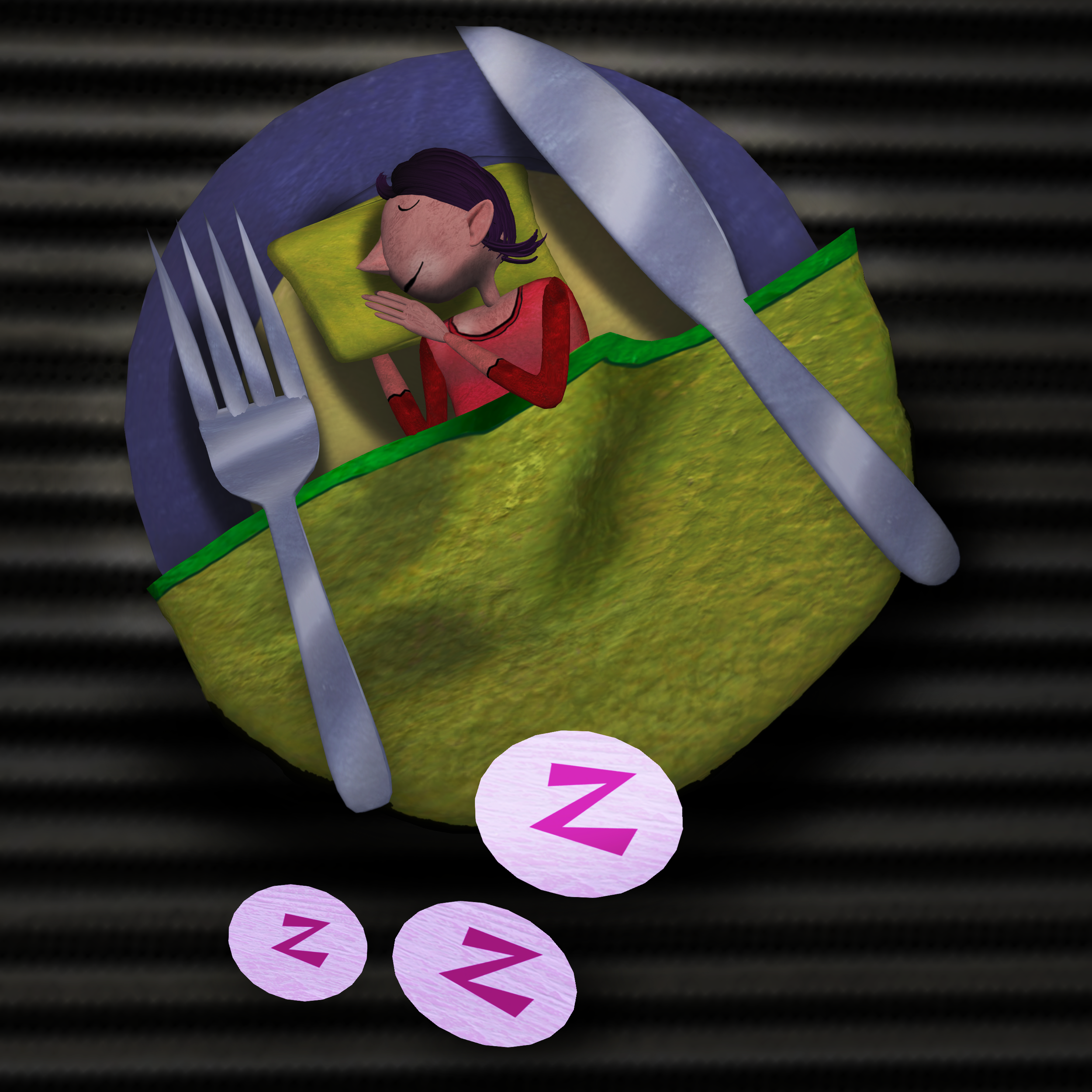 Dreaming in 3D