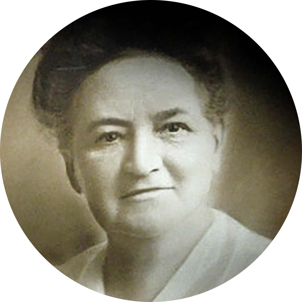 Ida Mathis, the first owner of DeSoto Caverns