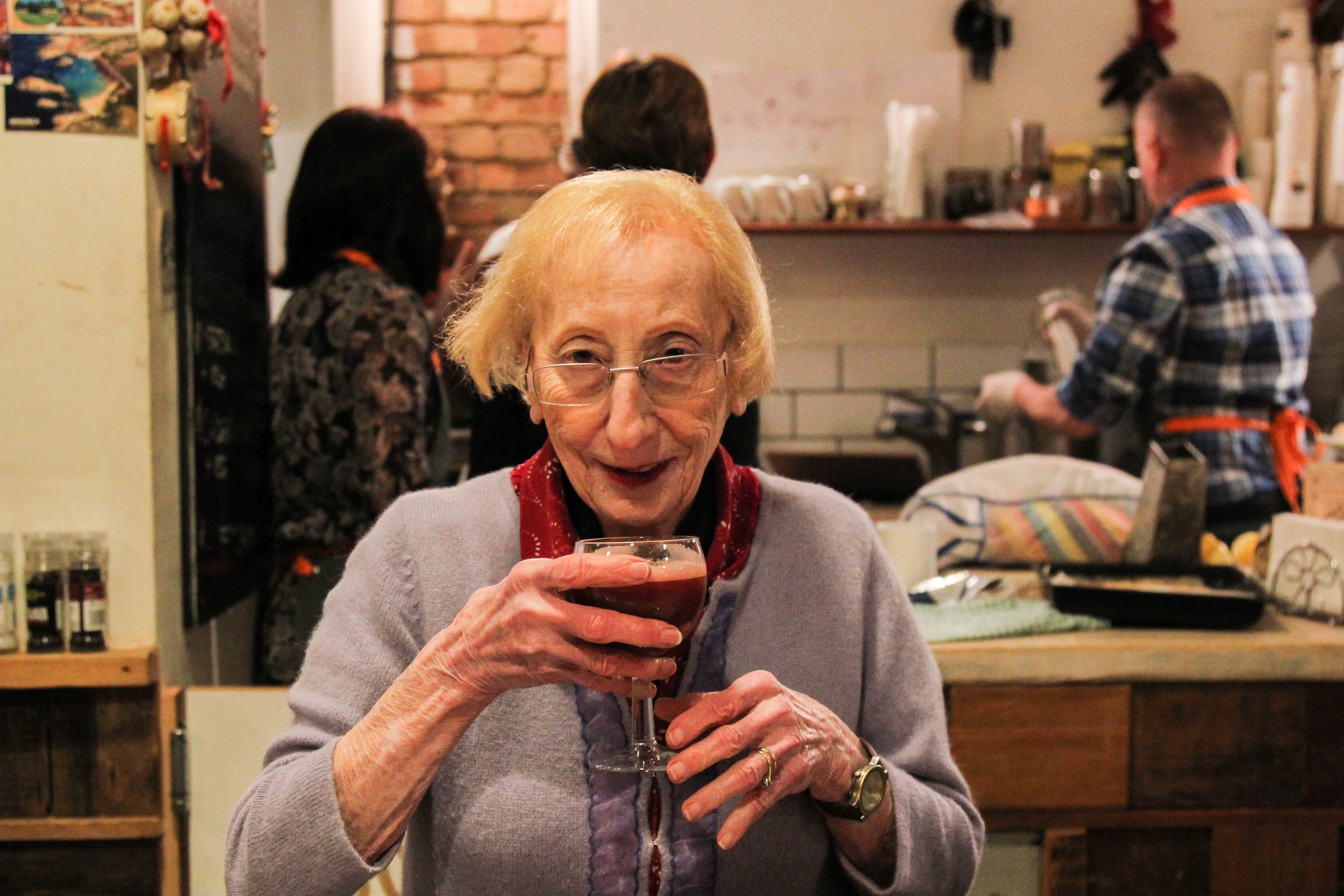 Trudie with cocktail.jpg