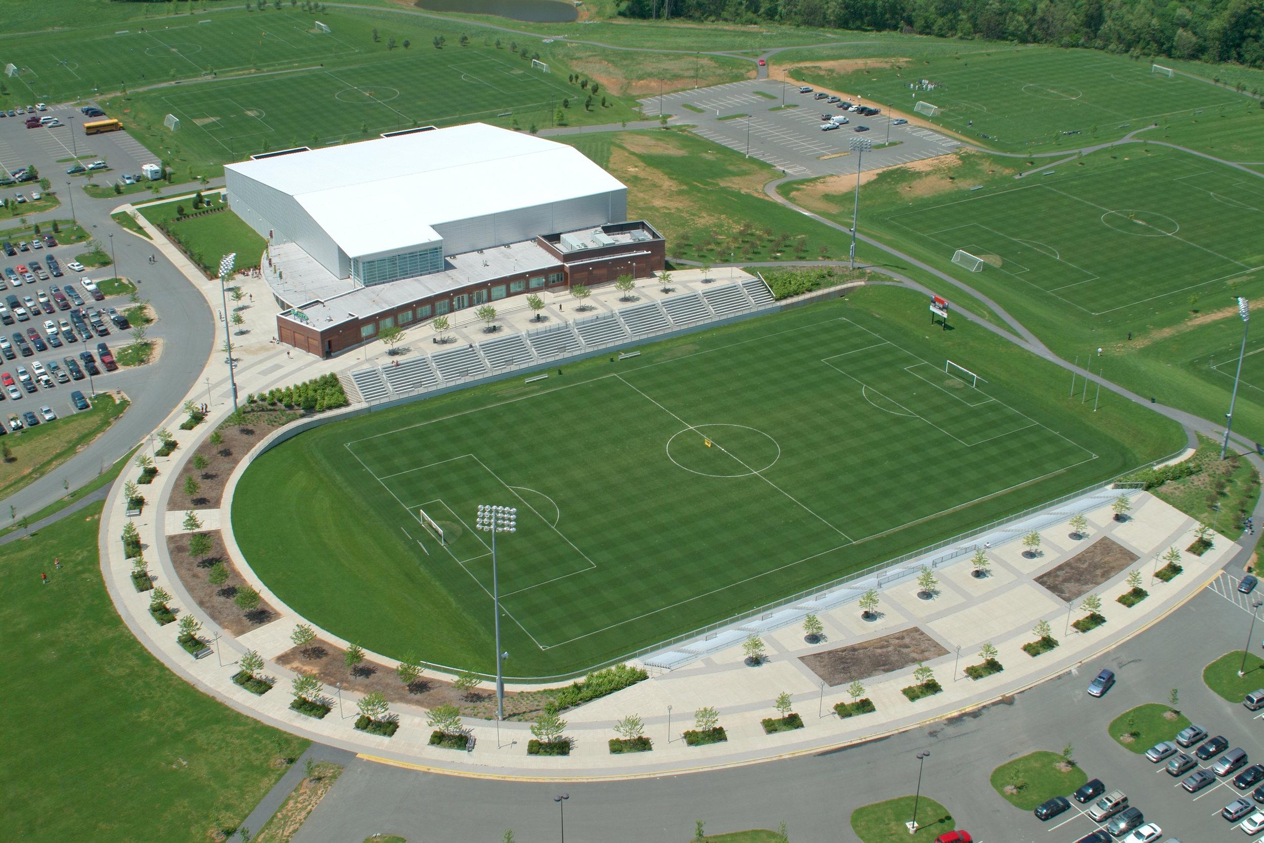 Courtesy of  Maryland SoccerPlex