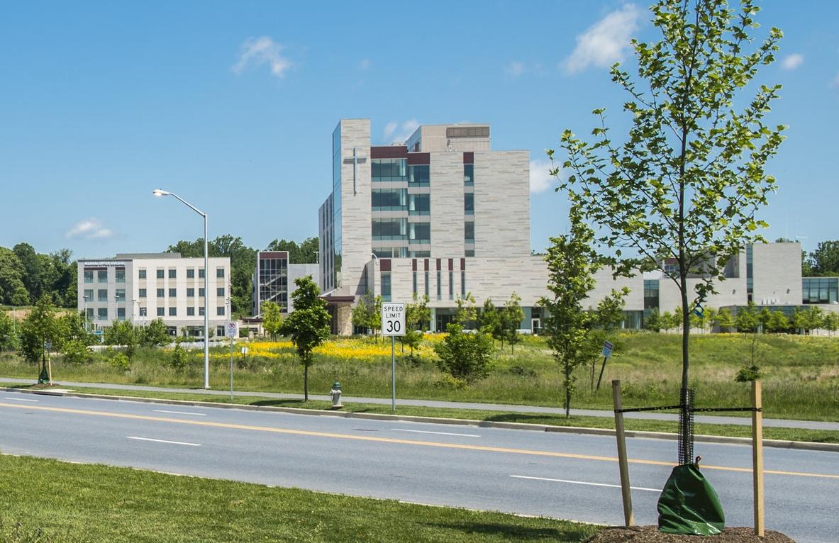 Holy Cross Germantown Hospital