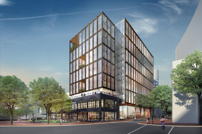JBG SMITH's New Corporate Headquarters