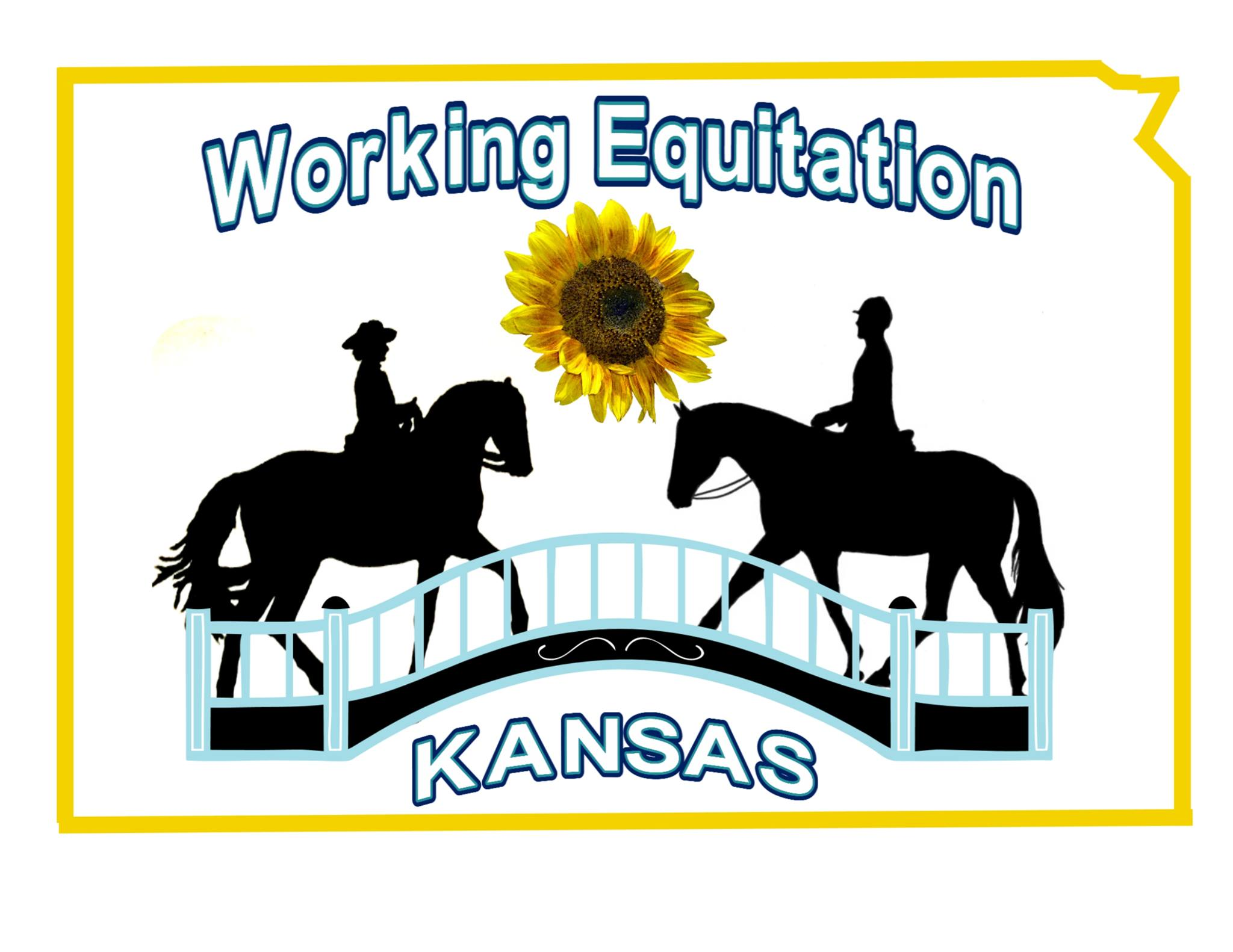 """Working Equitation Kansas  - Kate Fowler - """"Working Equitation Of Kansas is proud to be a bronze sponsor for the Confederation National show. Wishing riders the best ride, smooth EOH and fast times!!! Enjoy!!! """""""