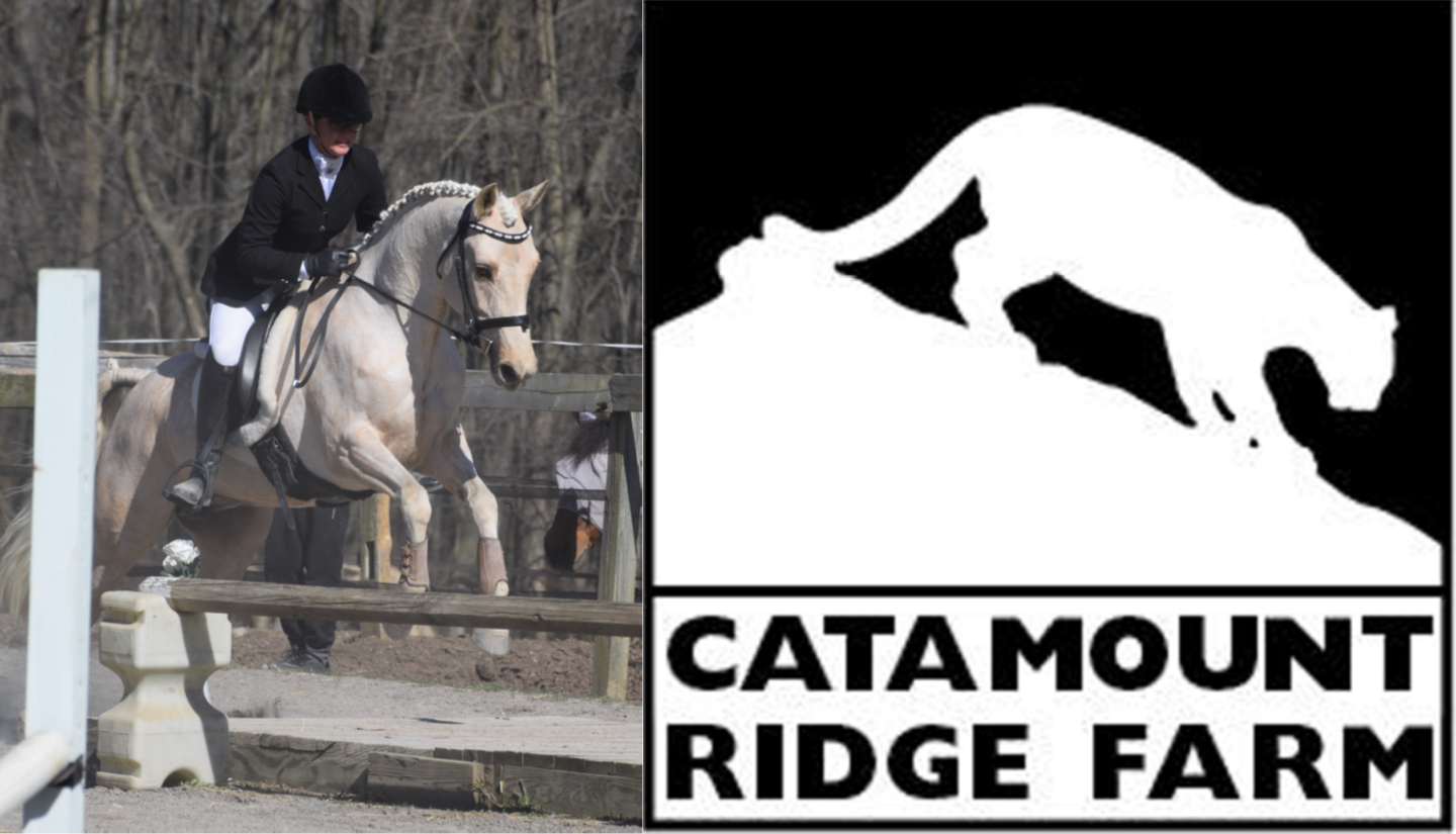 Kat Waters - Catamount Ridge Farm  - Wishing Competitors: Good Luck from Vermont