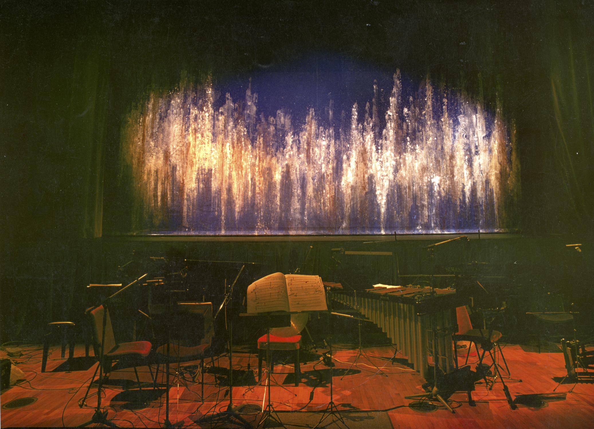 Opera set, Milan