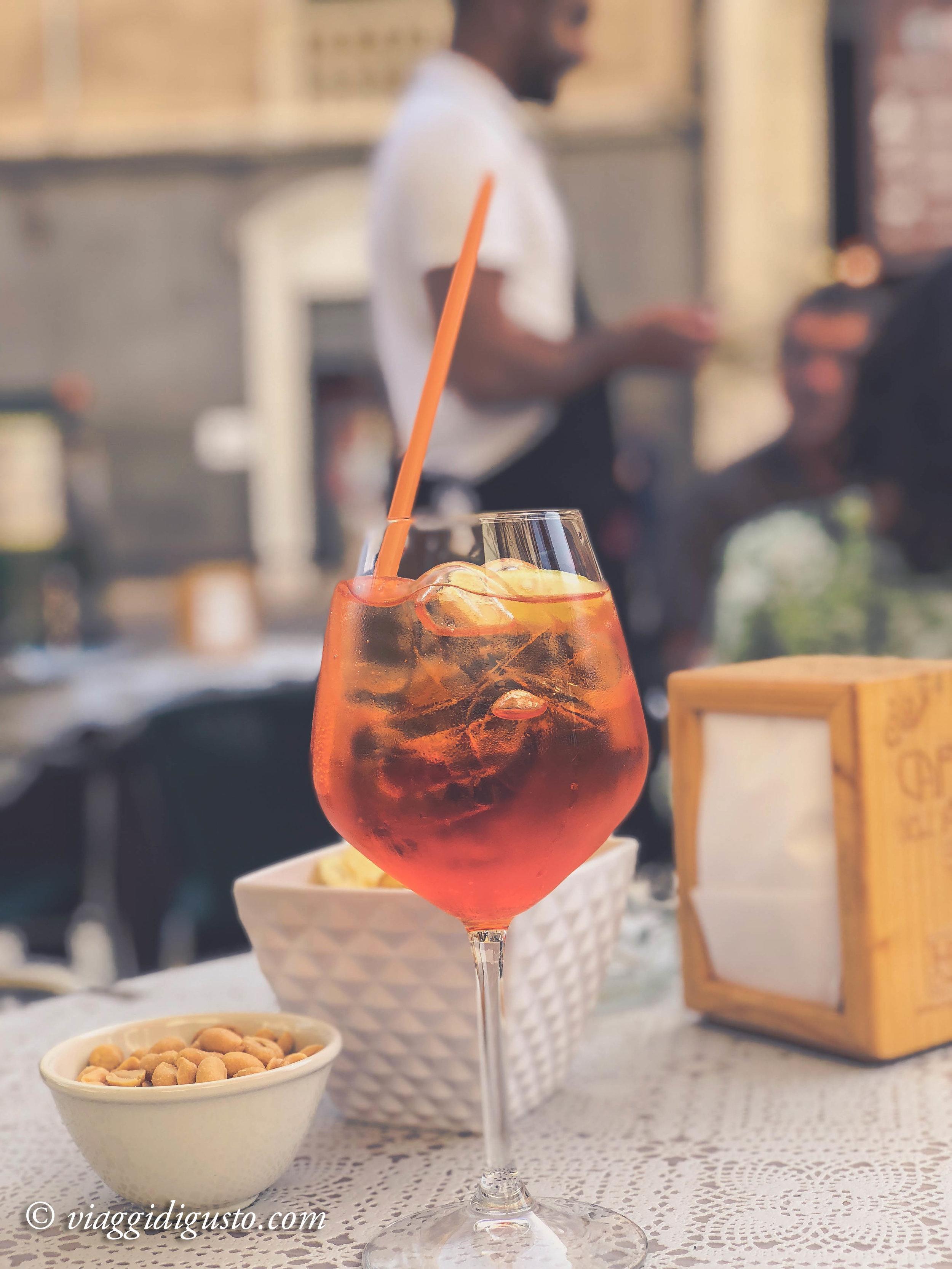 It's always spritz-o-clock in Sicily!