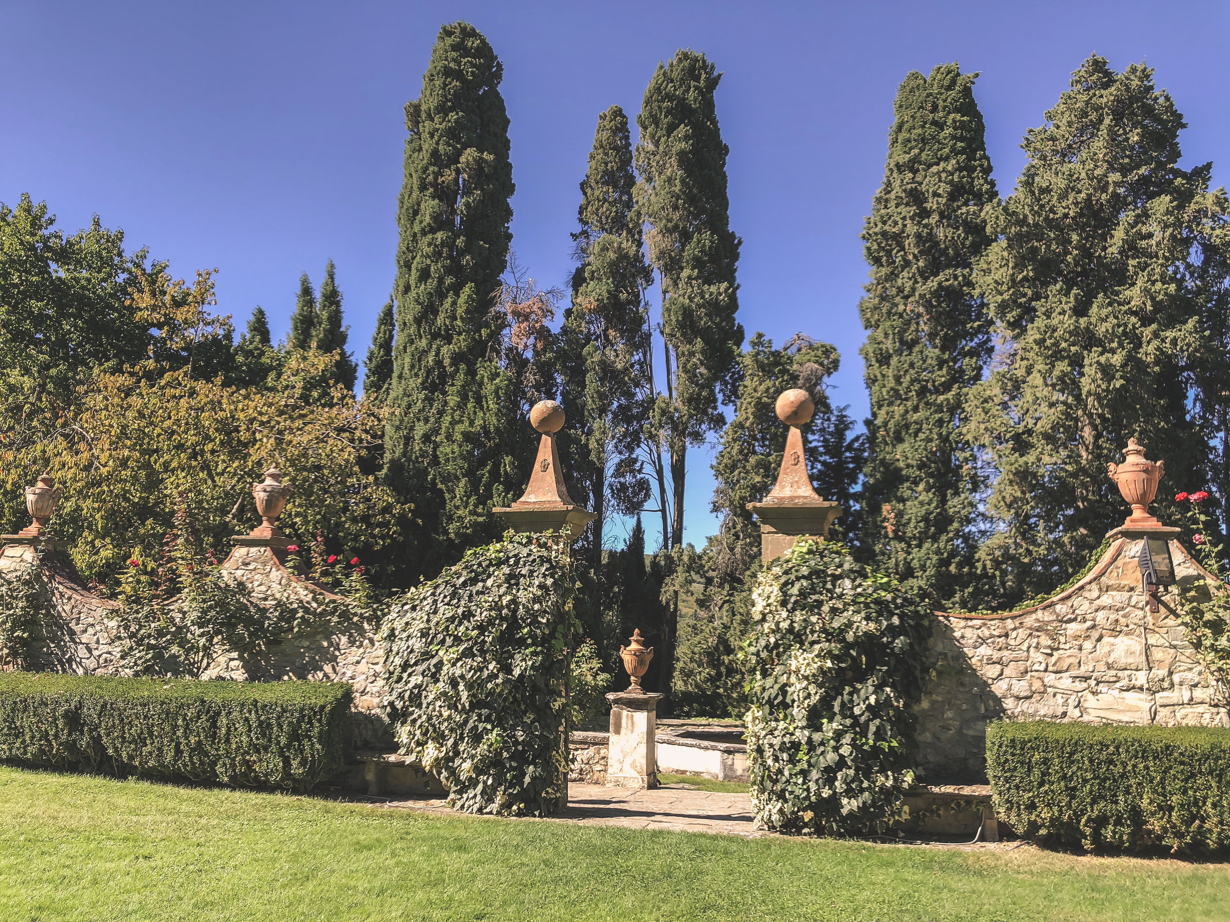 verrazzano winery, tuscany