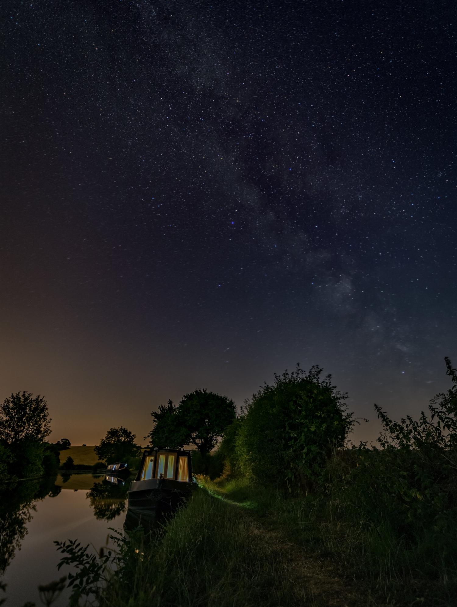 Milky Way Canals