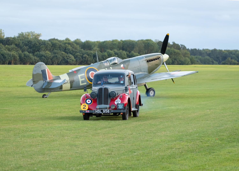1941 Supermarine Spitfire Mk VC
