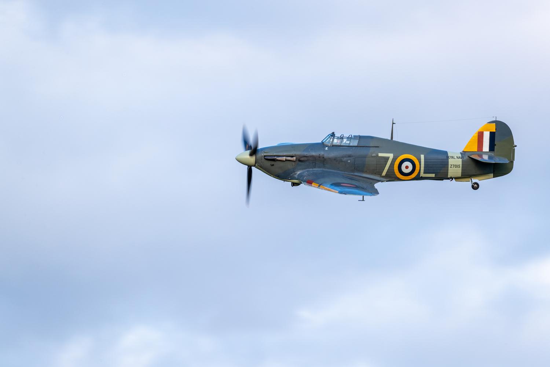 1941 Hawker Sea Hurricane 1b