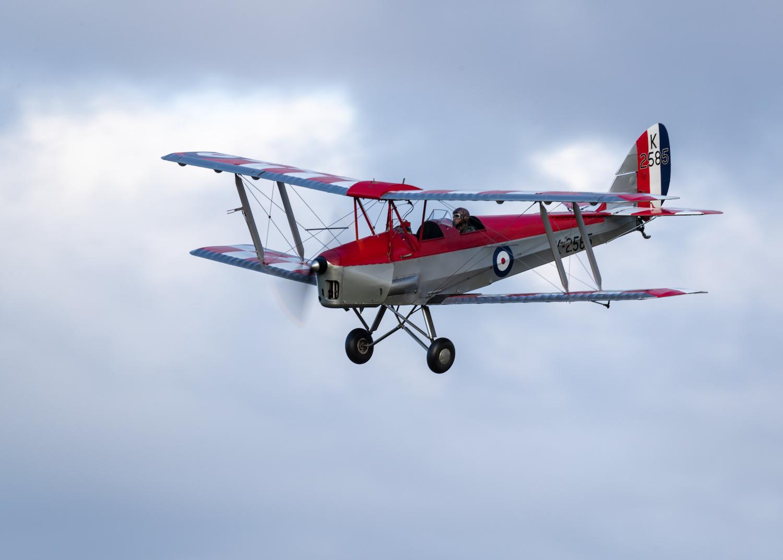 1931 DH82a Tiger Moth