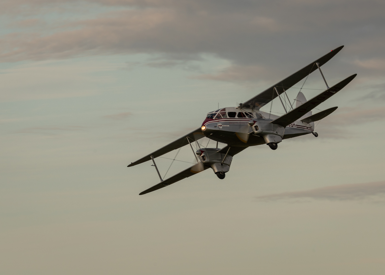 1945 DH89A Dragon Rapide