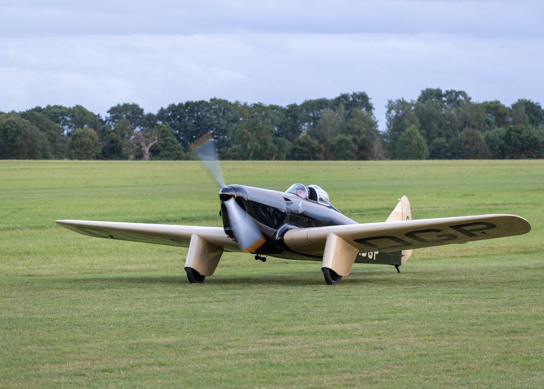 1935 Miles Hawk Speed Six