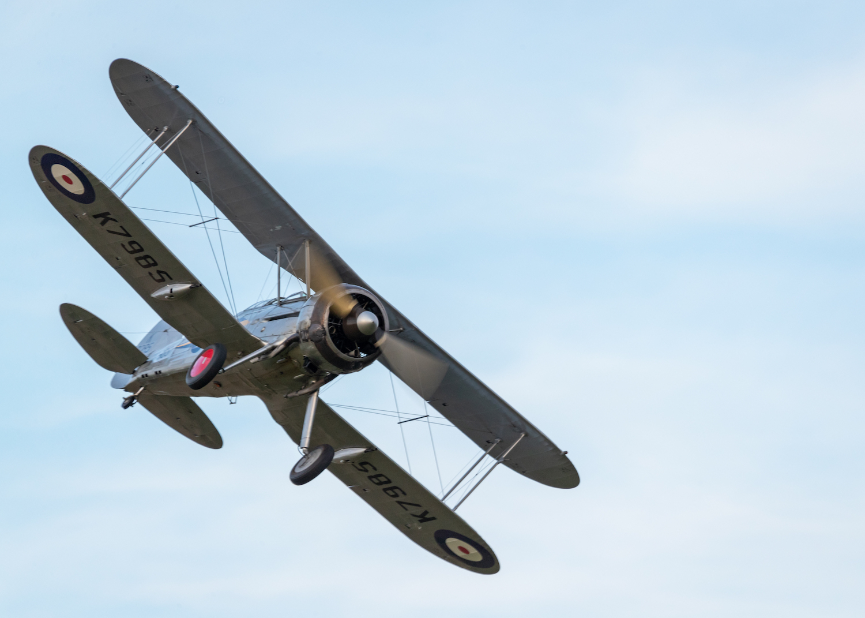1938 Gloster Gladiator