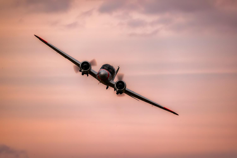 1946 Avro C19 Anson