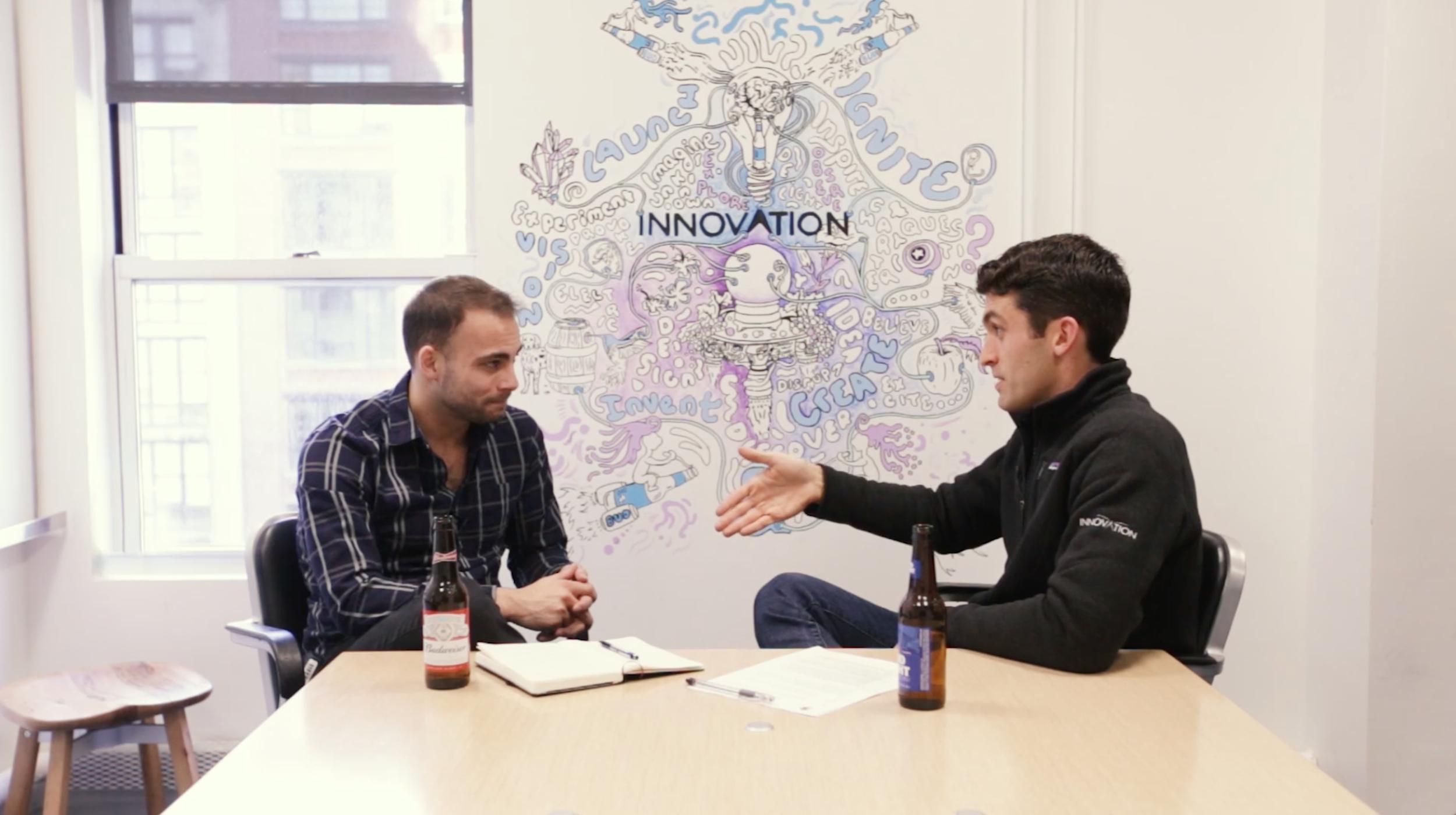 Episode 1: Derek Mauk, Anheuser-Busch InBev - How a Culture of Ownership Accelerates Innovation