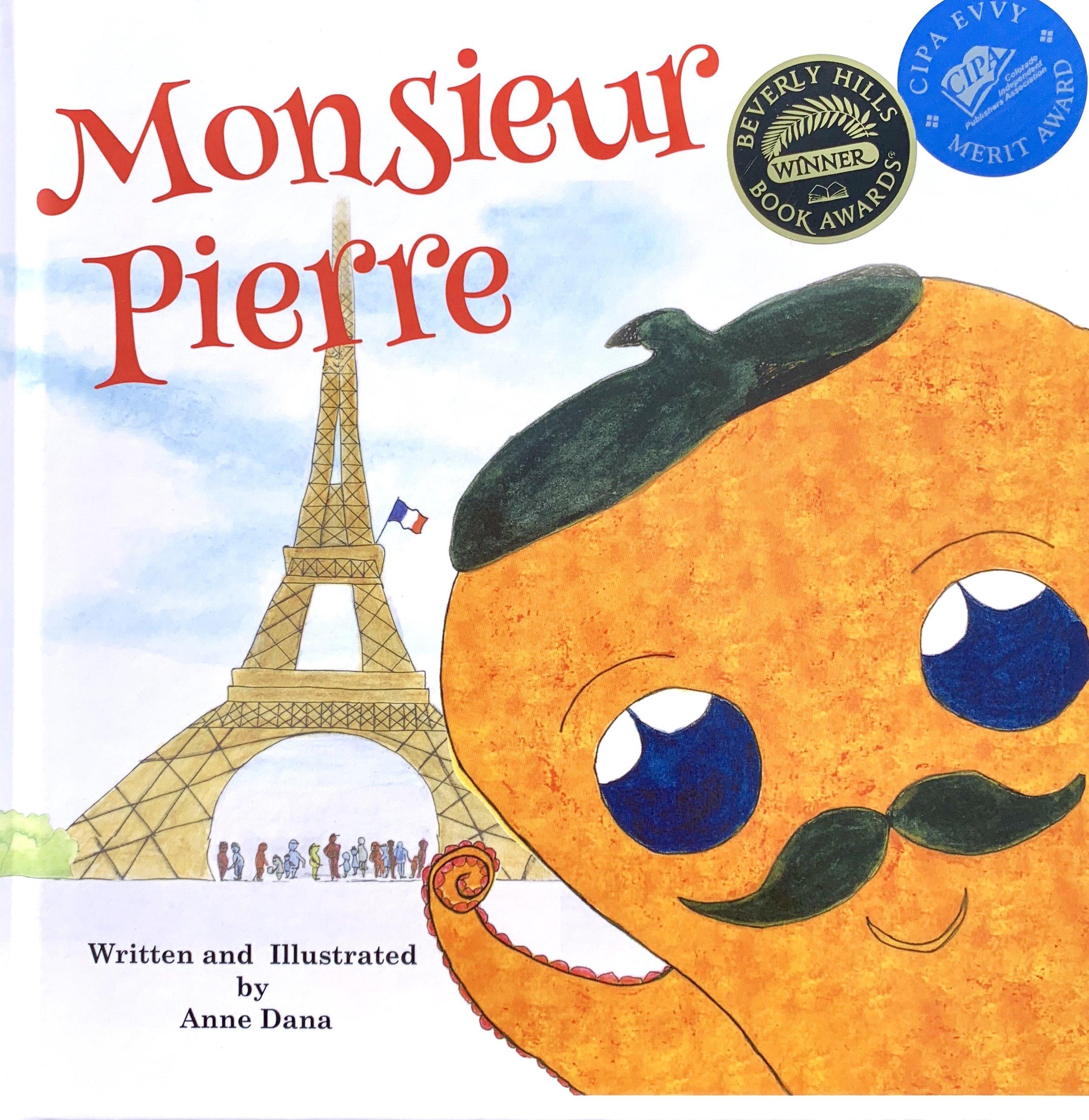Monsieur Pierre Media Kit