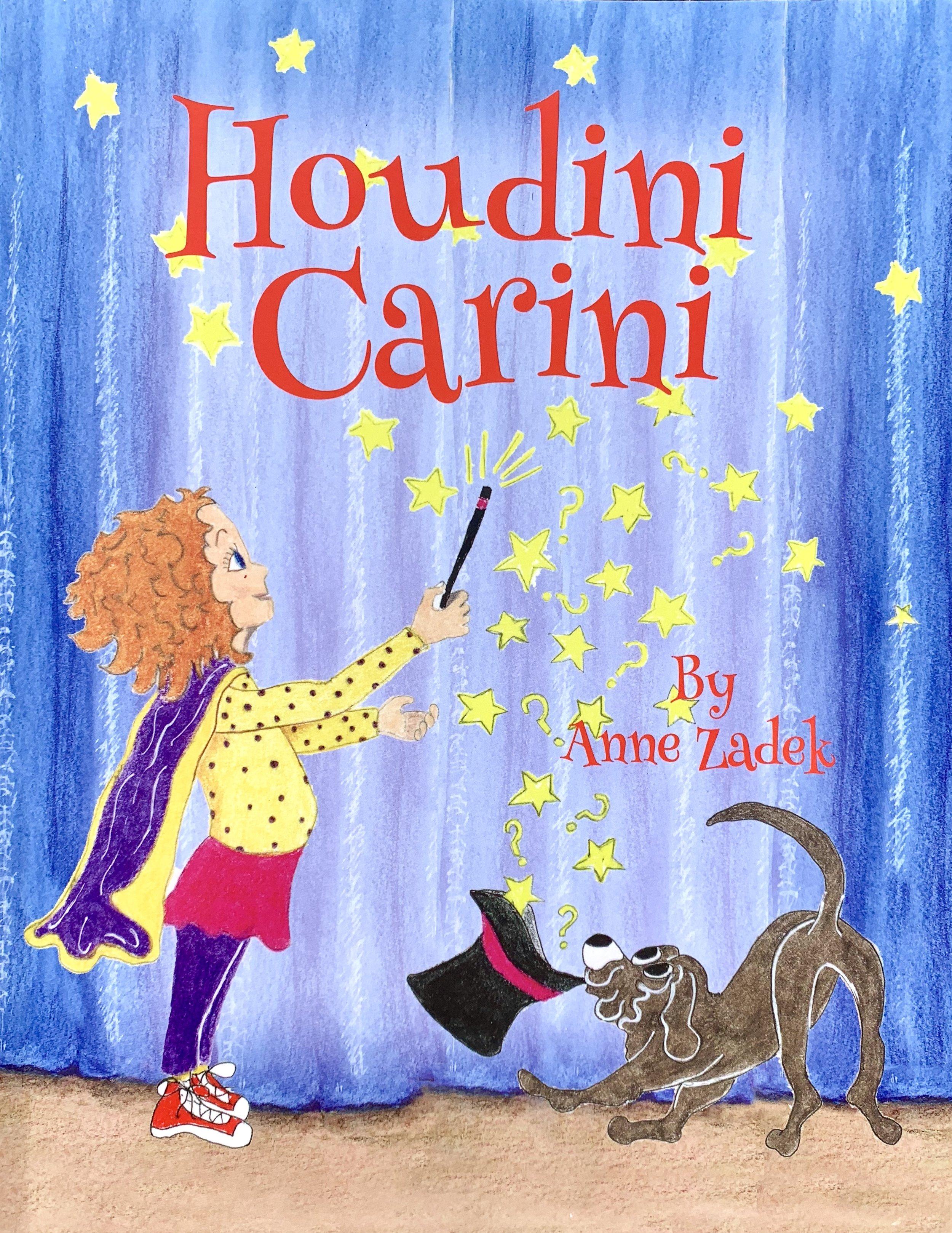 Houdini Carini Media Kit