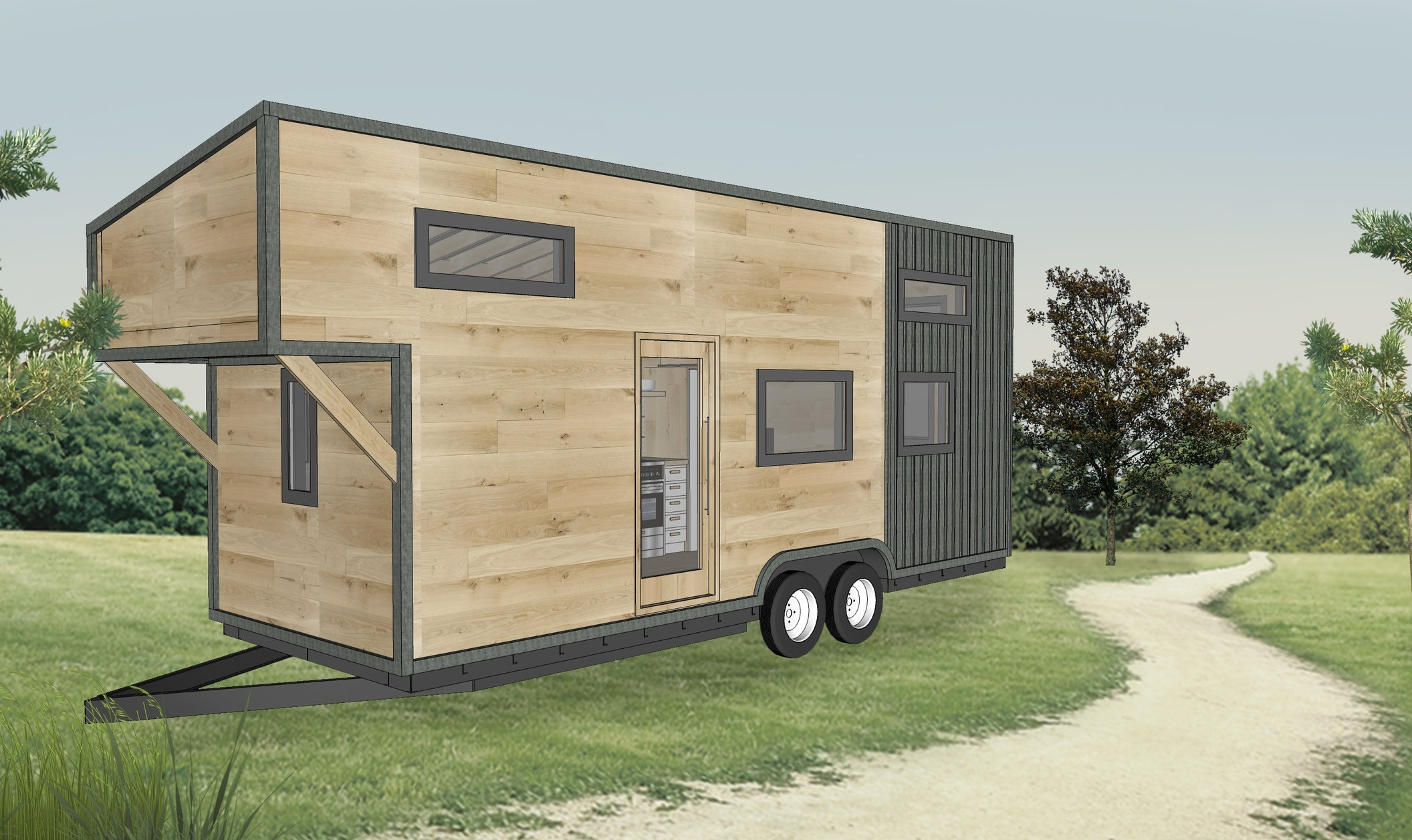 Micro Home - Personal Project