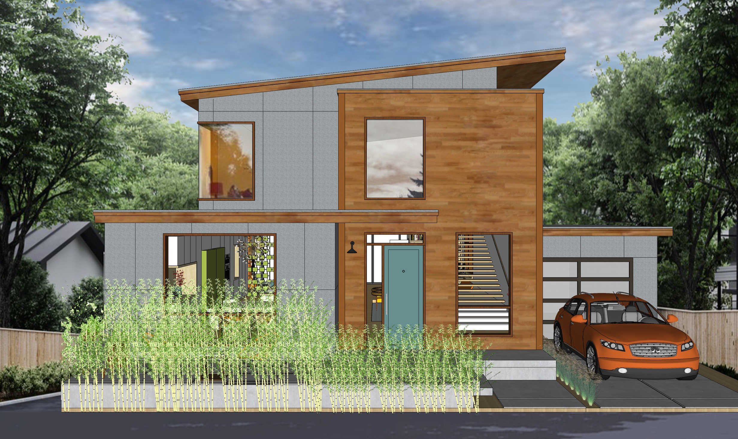 Casey Residence - Personal Project