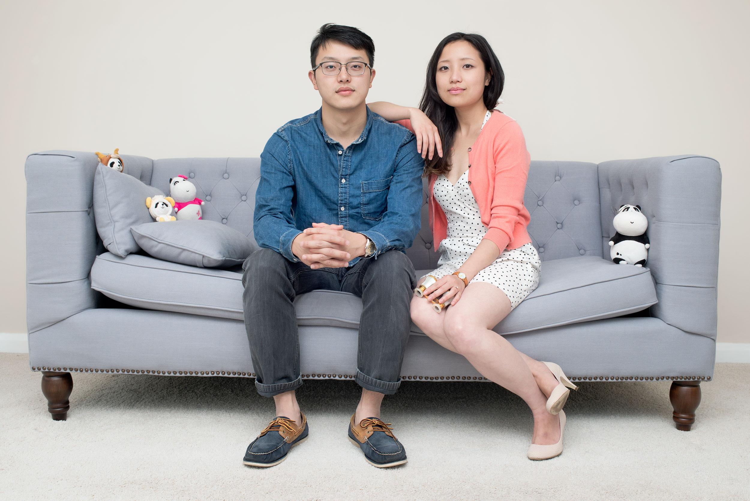 Maolin Liao and Lin Sun