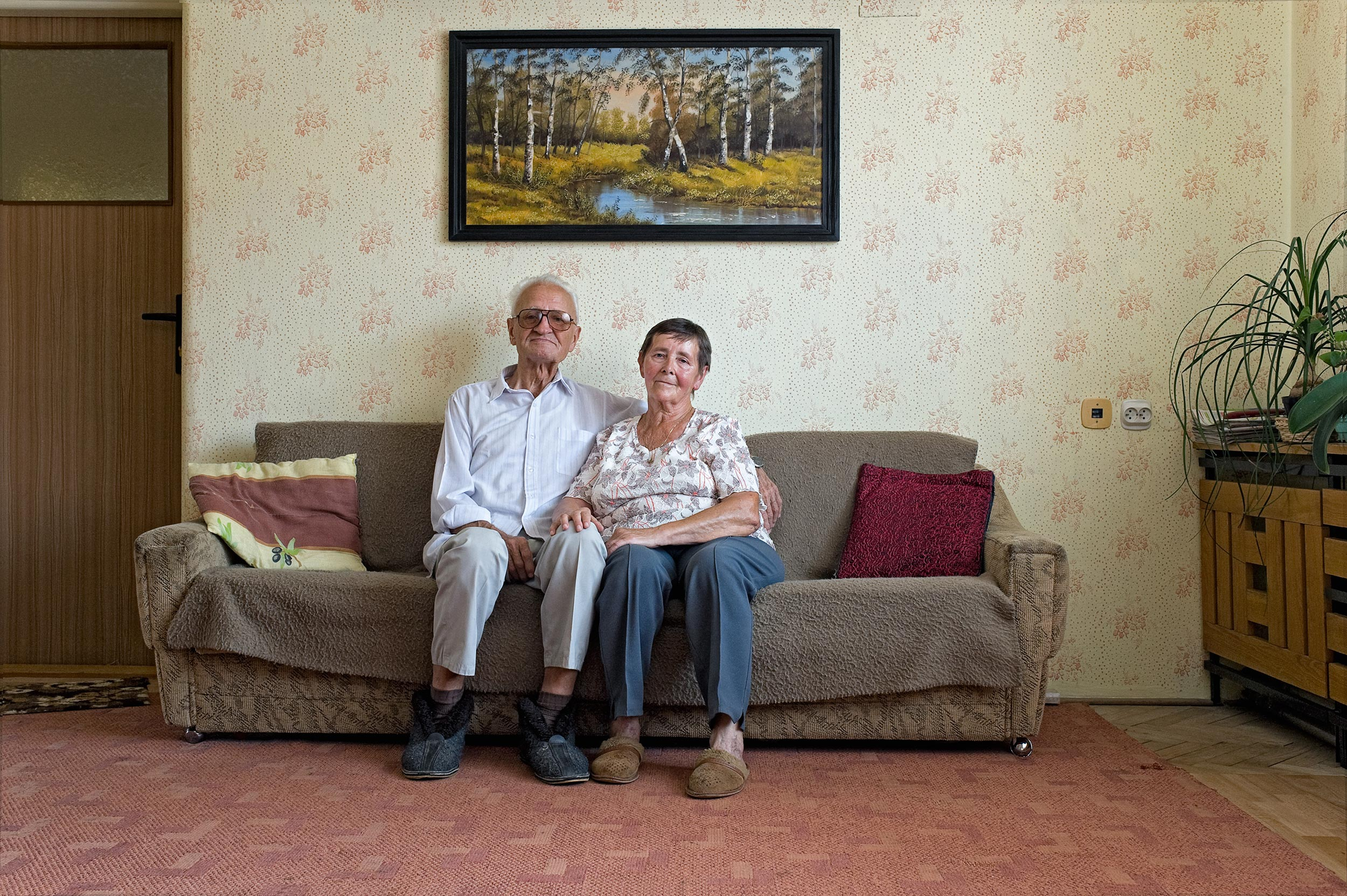 Stanislav and Marta