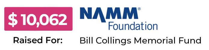 Zivix Give Back, NAMM Foundation