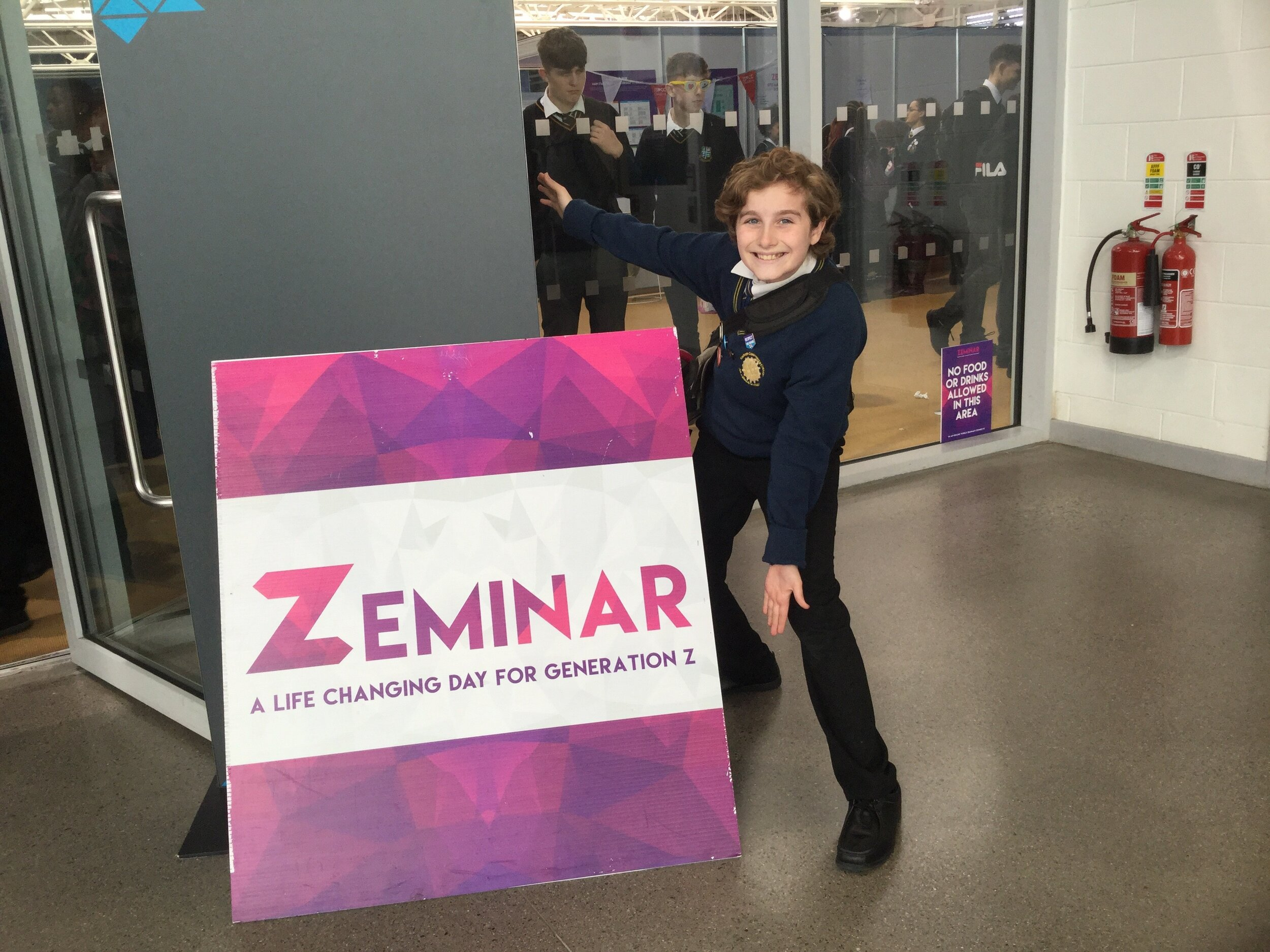 TYs at Zeminar