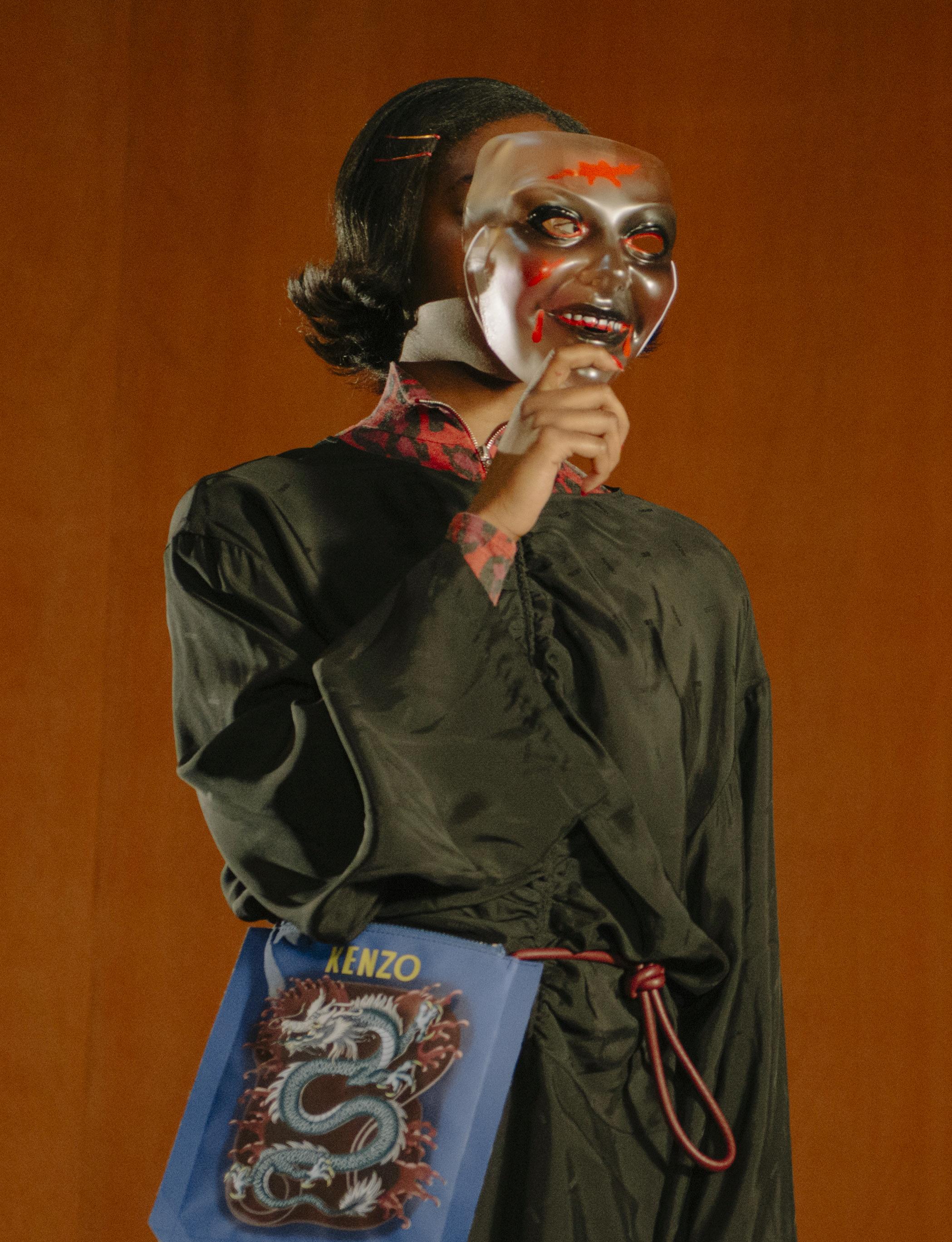 "Kenzo F/W18  ""Night of Kenzo"""