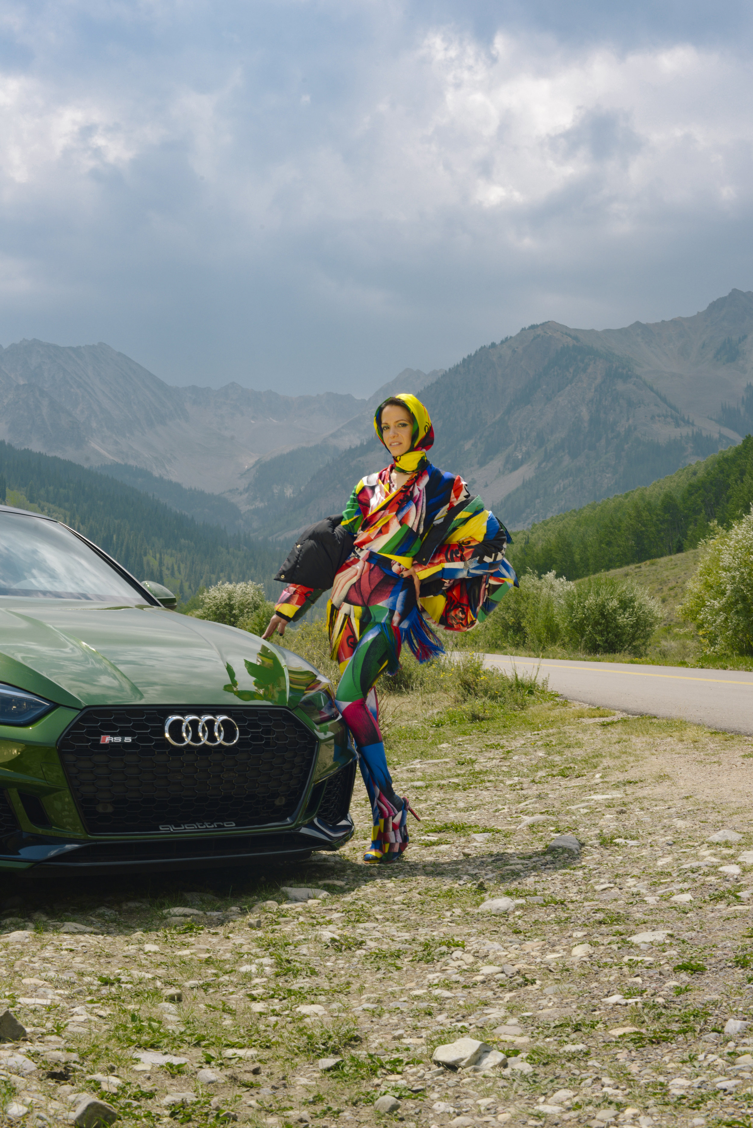 Pari Ehsan for Audi x Aspen Art Crush