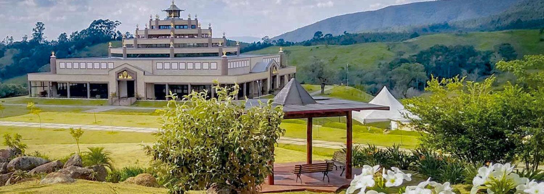 Centro de Meditação Kadampa Brasil. Opened in 2010