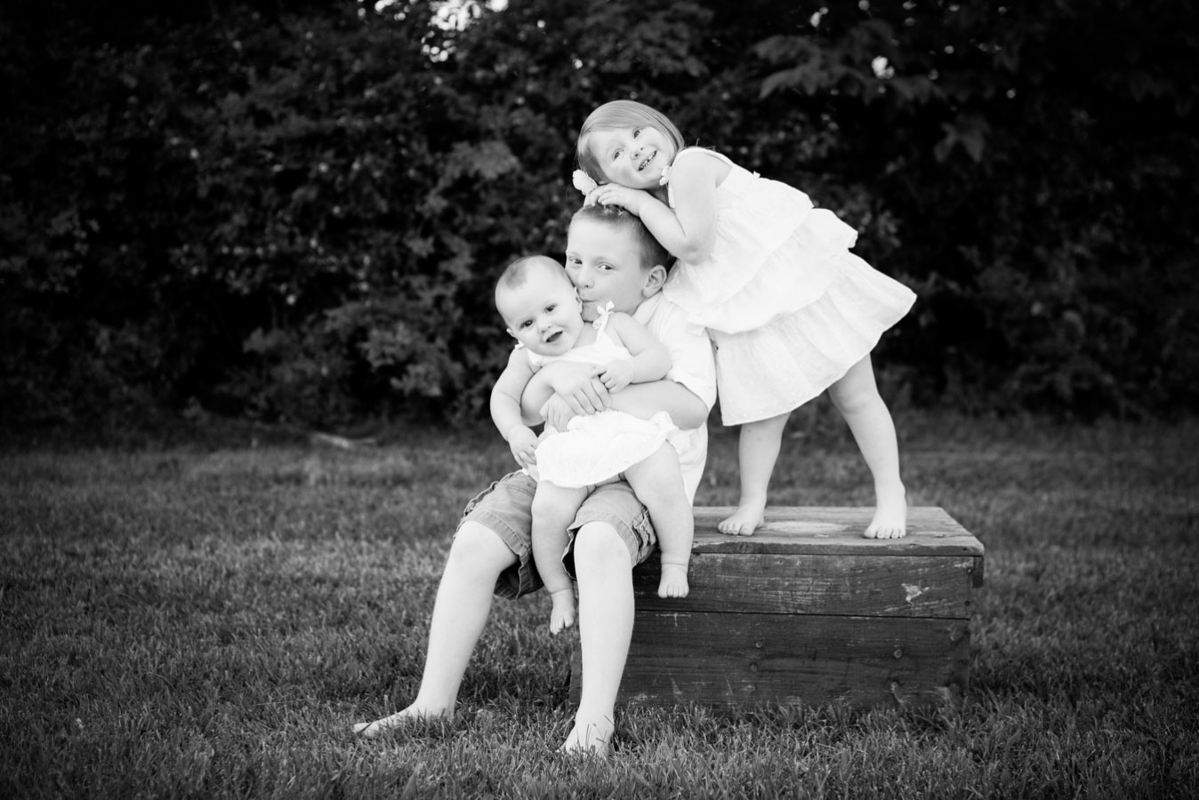 Three Amigos Williamsport Family Photographer