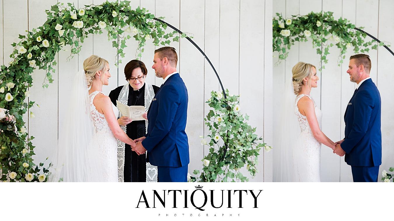 whitewoods wedding ceremony
