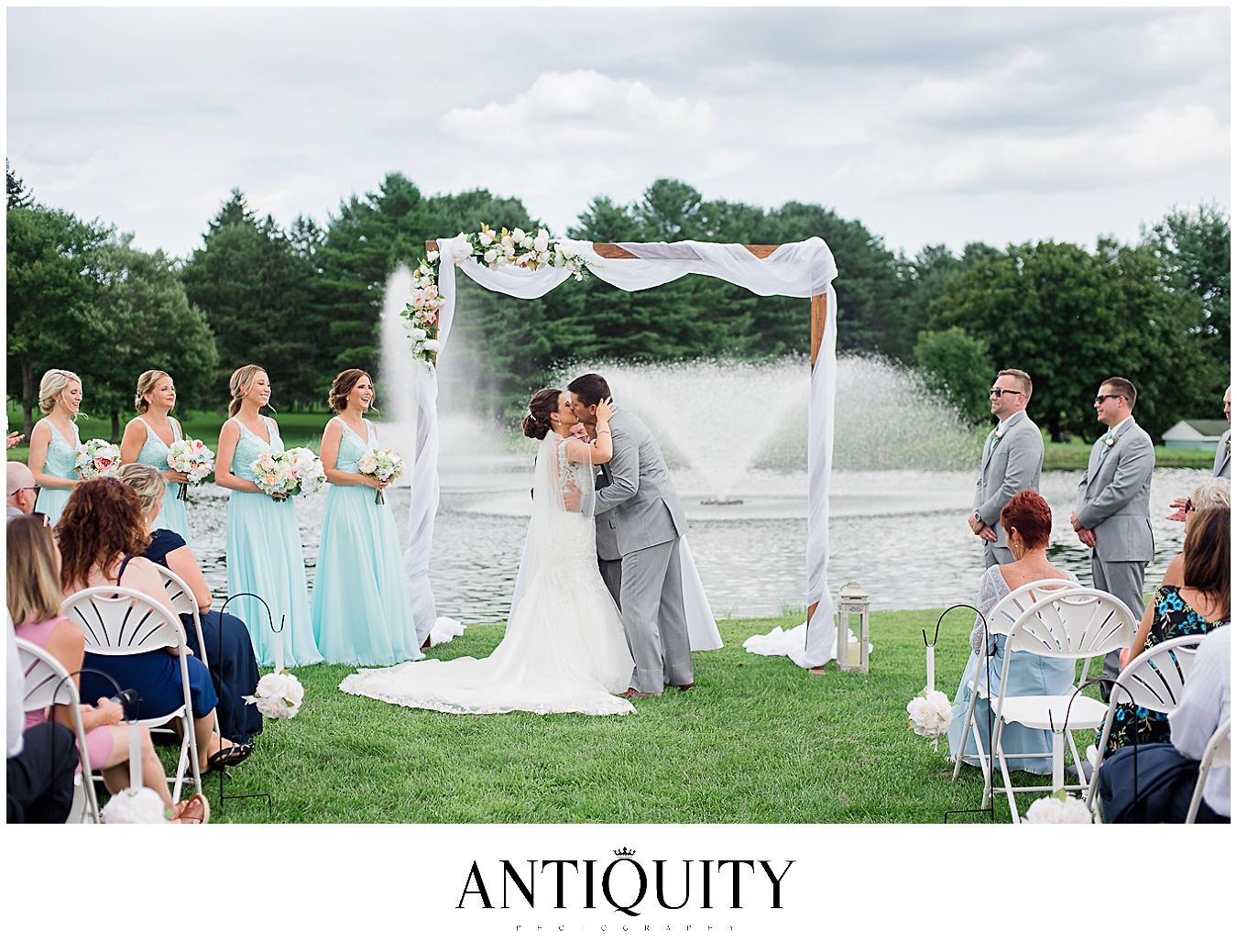 frosty valley wedding