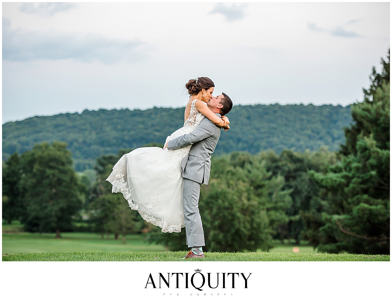 frosty valley country club wedding