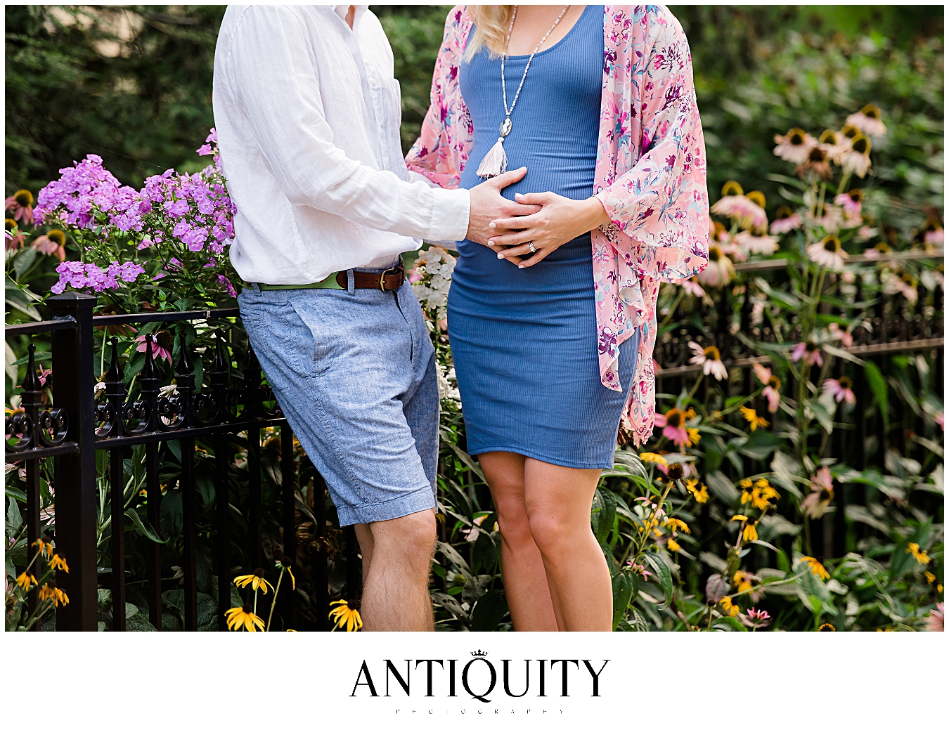 Lewisburg, Pa Photographer / Bucknell Maternity Session / Carolyn & Patrick