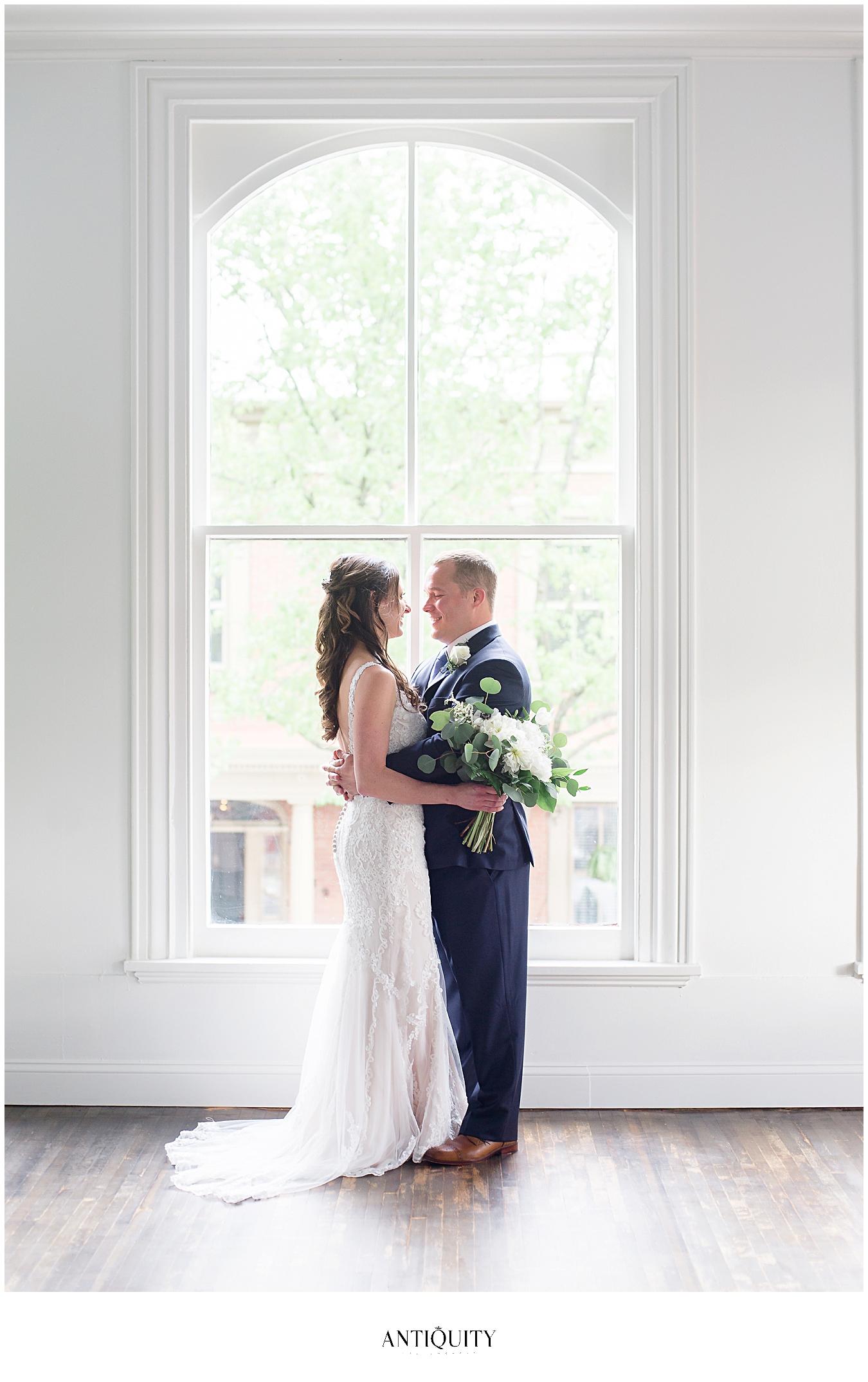 Iron Front Lewisburg, Pa Wedding