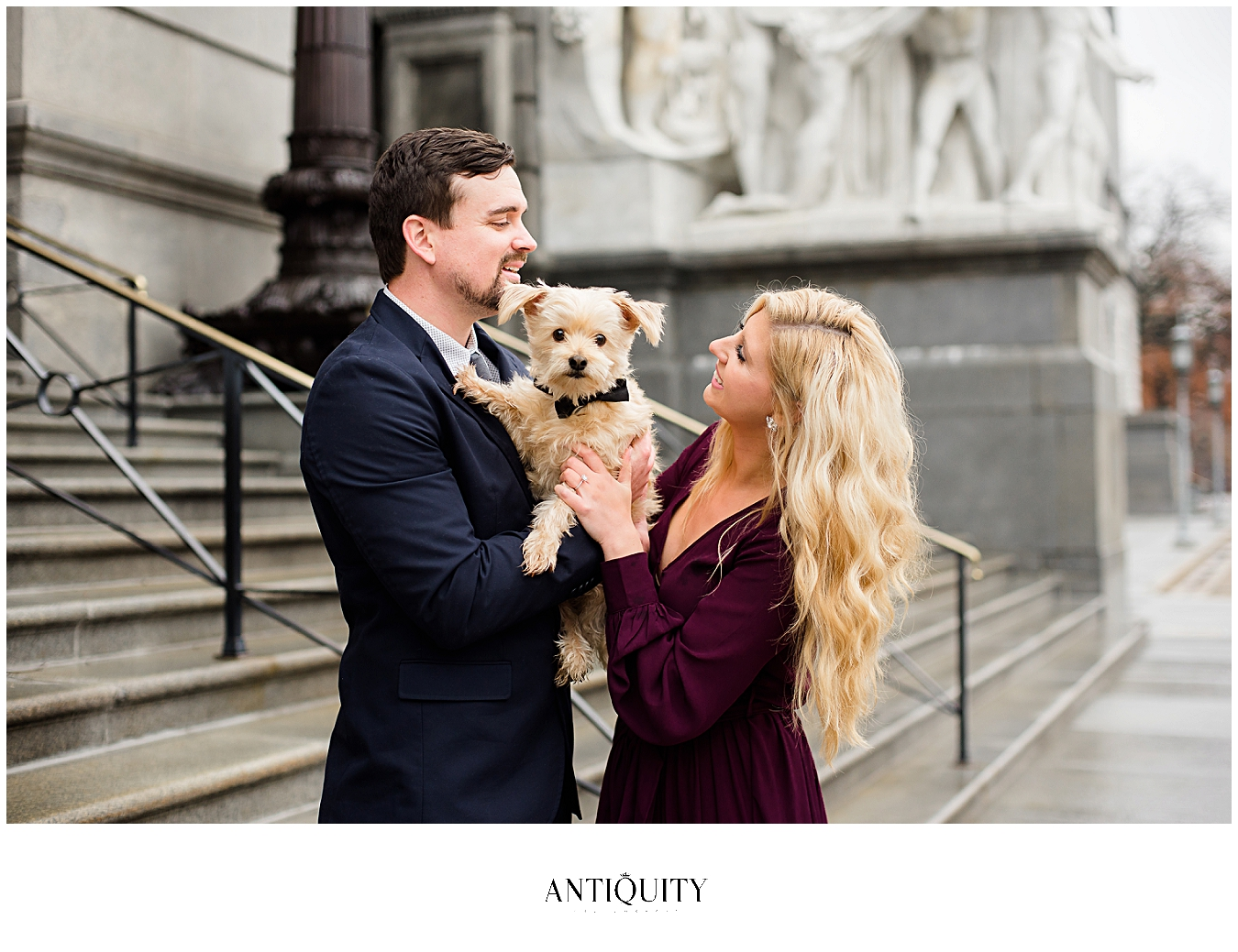 engagement photos in bloomsburg