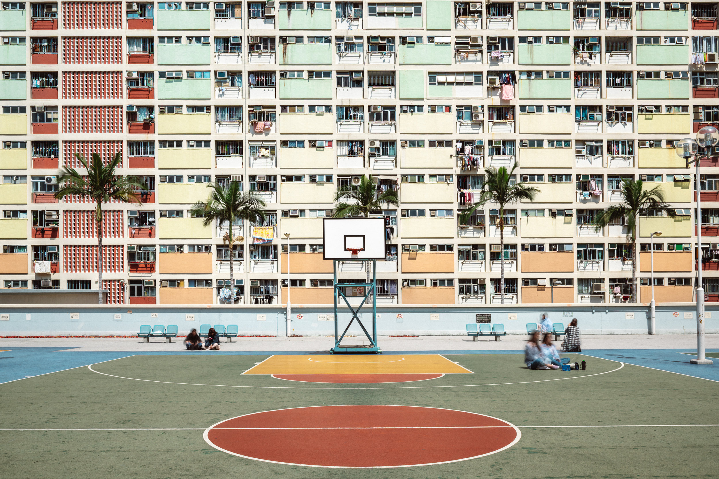 Choi Hung Estate