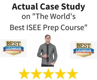 """ISEE Test Preparation """"Top-Ranked."""""""