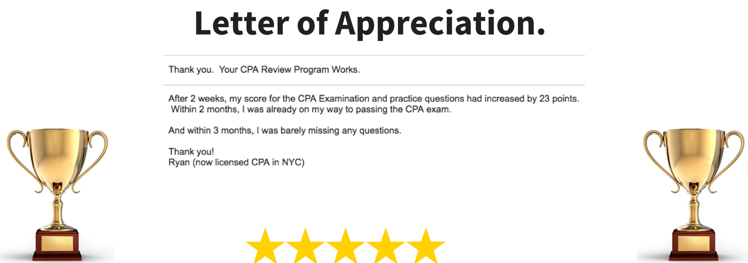 CPA Exam Review. Explained by CPA Experts.