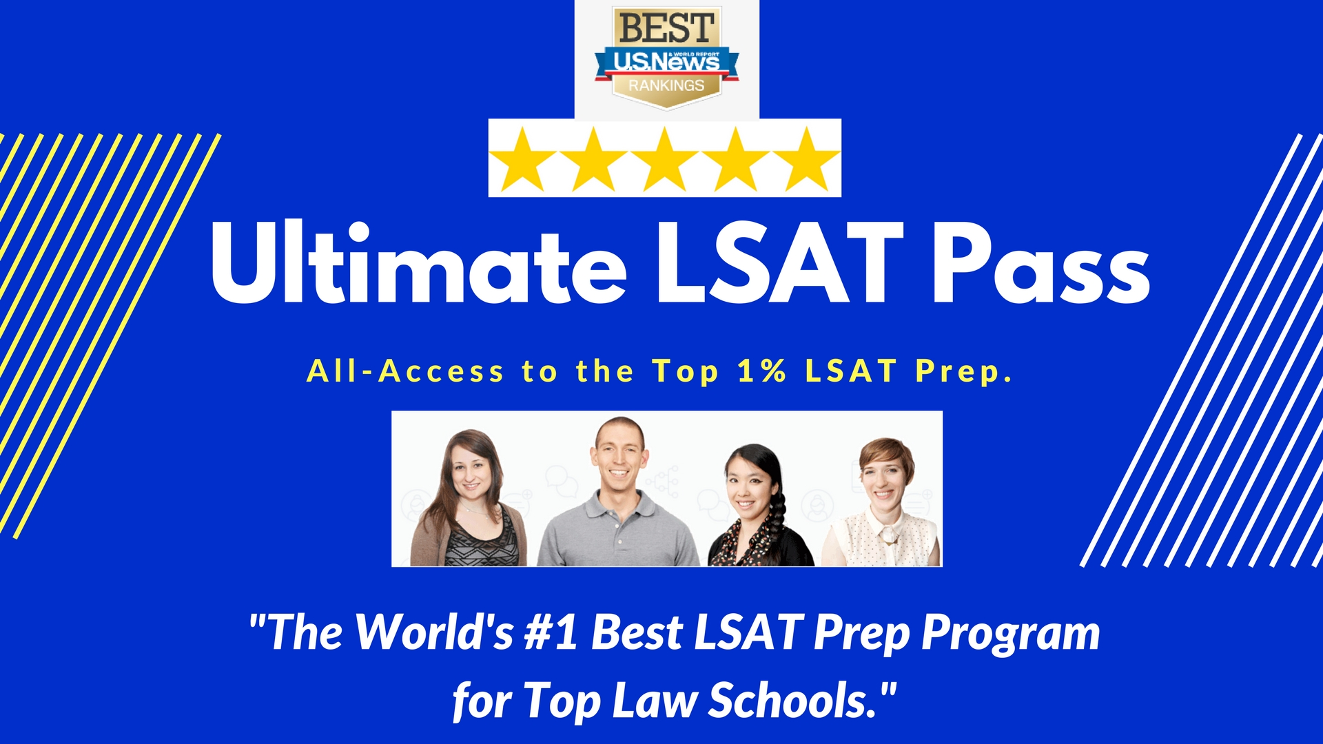 Top Ranked LSAT Prep Course for Pre-Law Students.