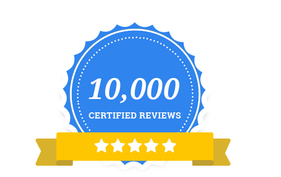 """More than 10,000 students have taken our """"top-ranked"""" LSAT courses with tutoring and on-demand video lessons."""